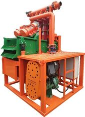 User Friendly 50m³ Mud Recycling System With High Adaptable Ability