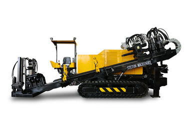 High Efficient Trenches Horizontal Directional Drilling Equipment 13000/15000N.M Rotation