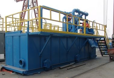 Explosion Proof Mud Cleaning System Effective HDD Solids Control System